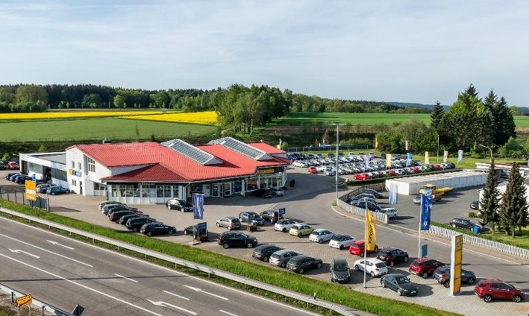 foto baumann autohaus mitlmeier Opel