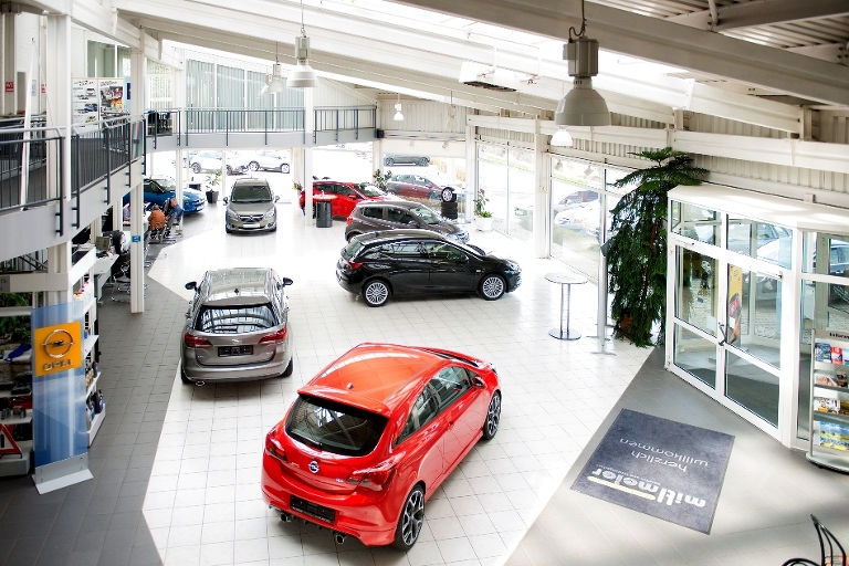 foto baumann autohaus mitlmeier Opel update